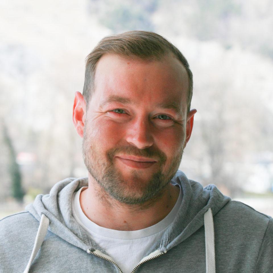 Portrait Von Martin Schenker
