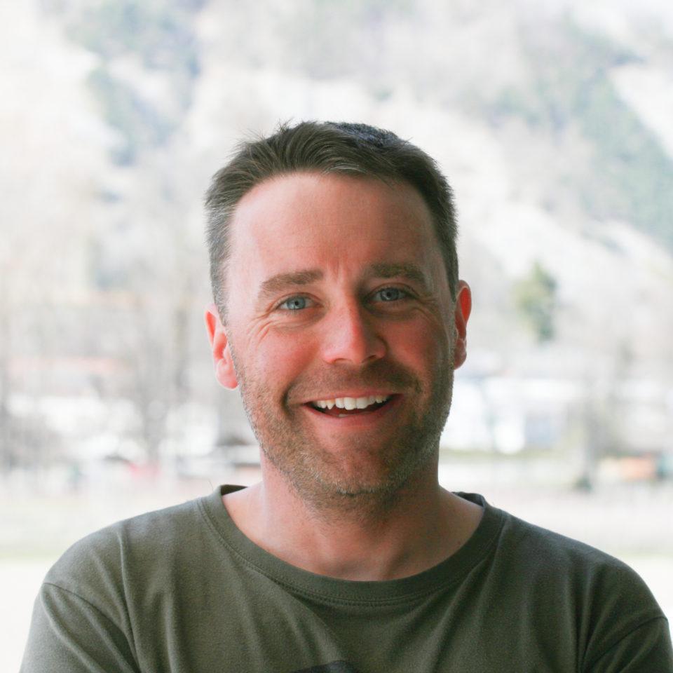 Portrait Von Reto Grundemann