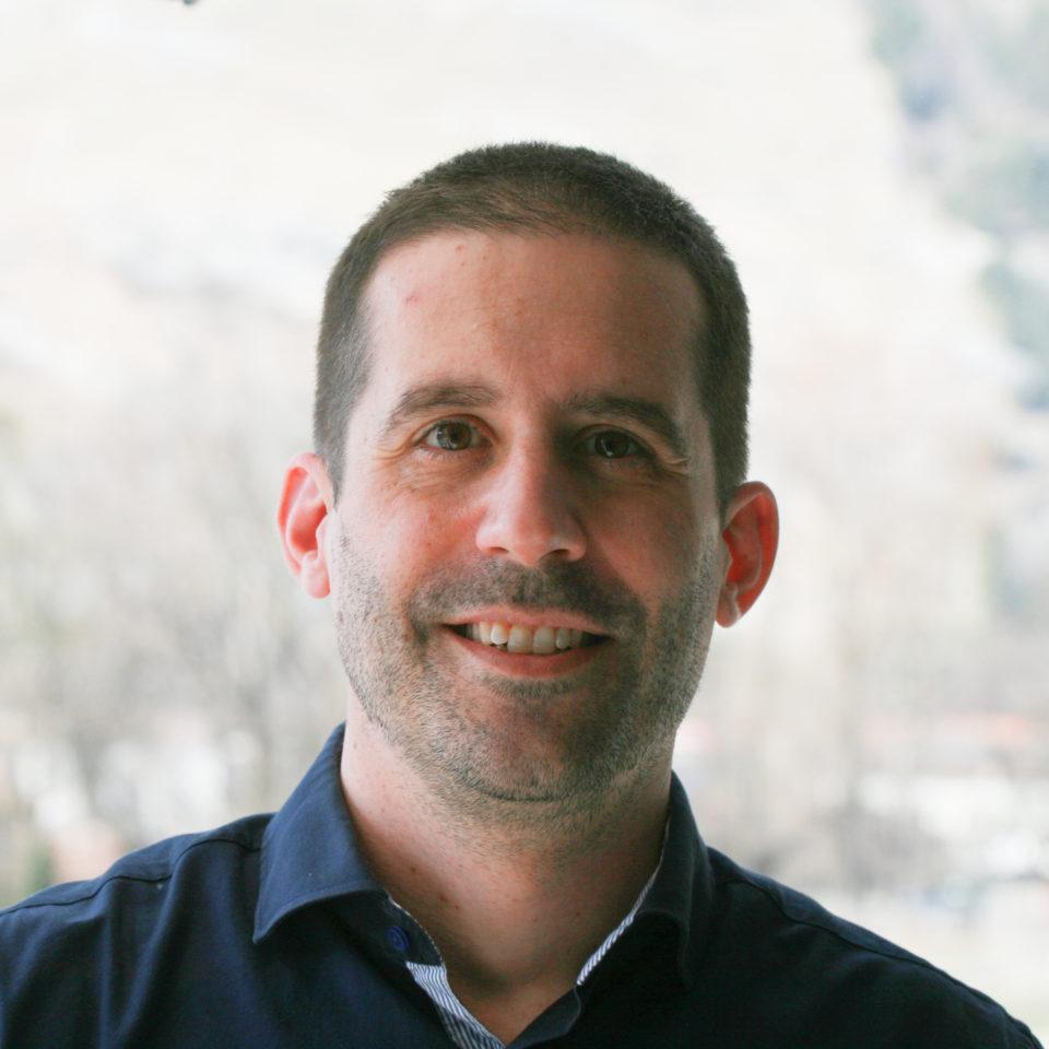Portrait Von Marc Huber