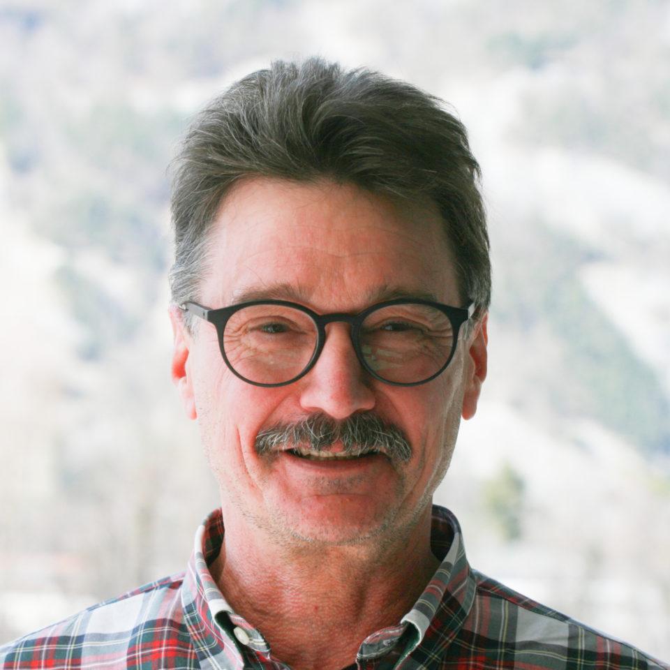 Portrait Von Peter Meisser