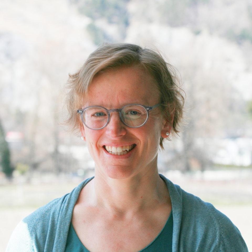 Portrait Von Barbara Thaler